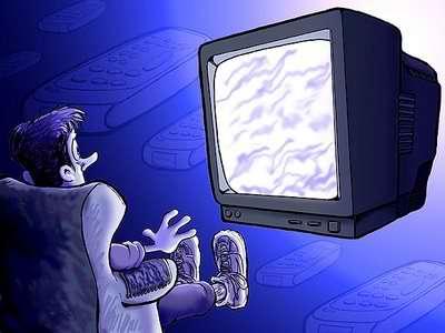 خفف من مشاهدة التلفاز فترات طويلة