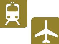 إركب القطار بدلاً من الطائرة عند السفر