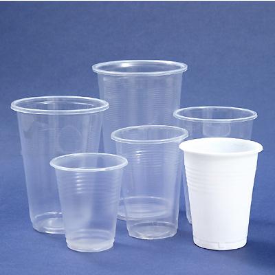 تخلص من الأكواب البلاستيكية