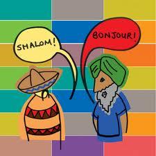 تعلم أن تكون ودوداً بلغة اخرى